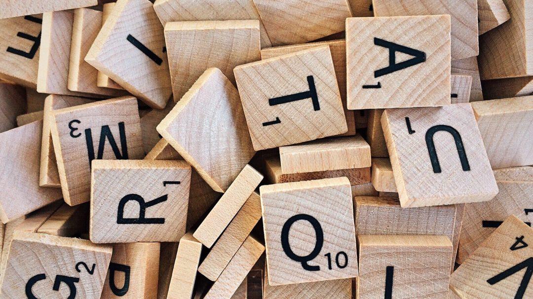 letras mezcladas y logopedia