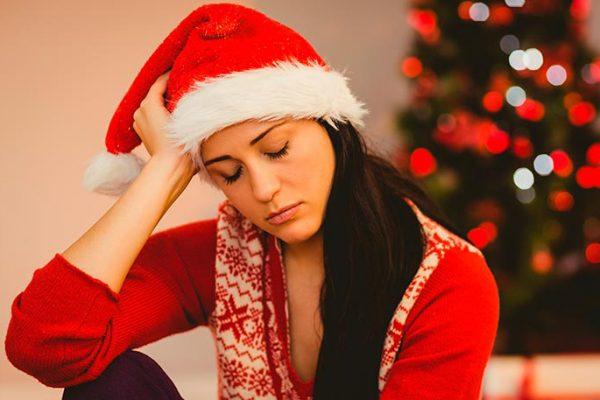 La depresión navideña