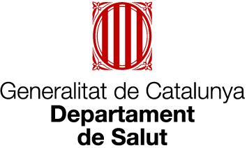 logotipo departamento de salud generalitat