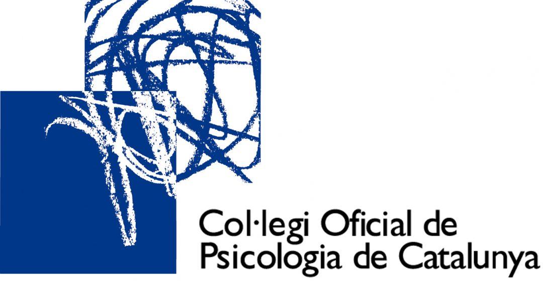 logotipo colegio de psicologia de catalunya