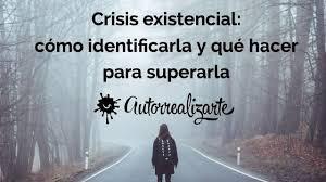 Crisis Existencial!!